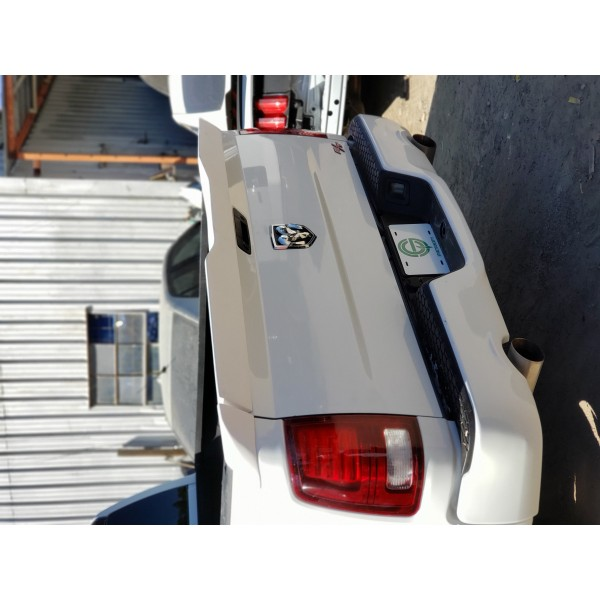 09-18 Dodge Ram Mopar Wing (3Pc.)